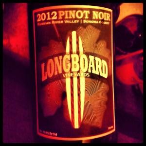 pinot longboard