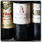 Vinhos podem ser bem caros, então, cuidado ao pedir.