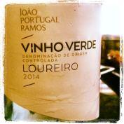 vinho verde JPR loureiro