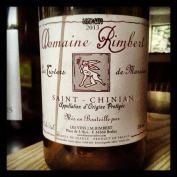 Os vinhos de Saint-Chinian, apelação de origem dentro do Languedoc-Roussillon, têm mais personalidade e elegância do que a maioria da produção regional. Este não te nada daquela fruta super madura. É mineral, com aromas de pimenta preta. Custa R$ 79 na De la Croix.