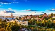 A arquitetura mourisca de Málaga mostra claramente a influência árabe na região